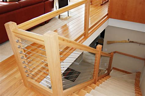 Interior Cable Railing Kit by Interior Cable Stair Railing Kits Cable Rails Are