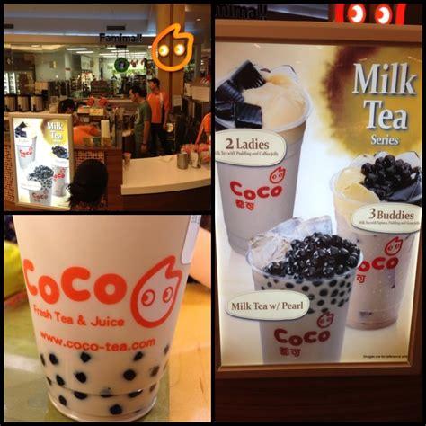 Fresh Tea Juice Liquid coco milk tea with boba yelp
