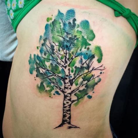 birch tree tattoo birch tree with pictures to pin on tattooskid