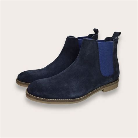 blue suede boots mens 17 best images about how to wear s chelsea boots on