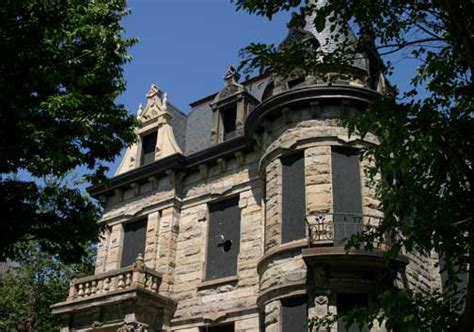 History Of Haunted Houses In Ohio