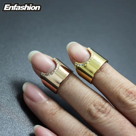 aliexpress buy fashion finger nail ring with