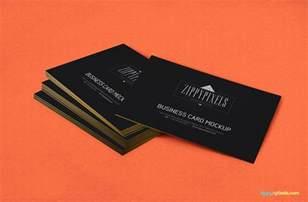 business card psd mockup free free business card psd mockup zippypixels