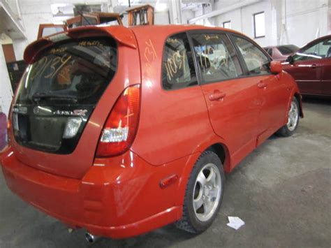 Suzuki Aerio Aftermarket Parts Parting Out 2004 Suzuki Aerio Stock 110134 Tom S