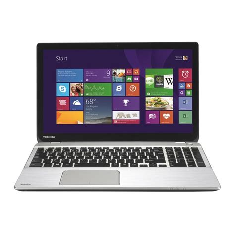 Laptop Toshiba I7 Windows 8 toshiba satellite p50 laptop i7 8gb 1tb 15 6 inch touchscreen win 8 computing thehut