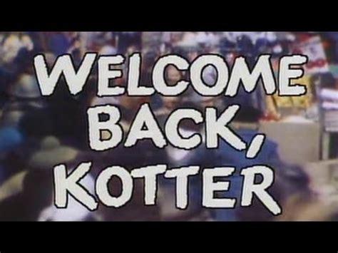 theme song welcome back kotter welcome back kotter vinny barbarino frenchfry phantom doovi