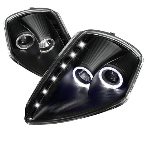 Mitsubishi Eclipse Lights by 2000 2005 Mitsubishi Eclipse Halo Led Black Projector