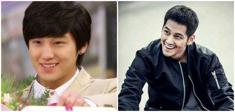 10 film korea ini sedihnya gak ketulungan bikin kamu 10 aktor korea ini dulunya imut kini berubah jadi gagah