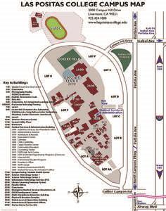 las positas college map las positas college cus map 3000 cus hill drive