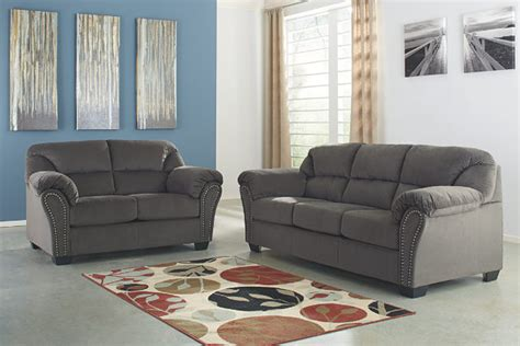 5 piece living room sets kinlock 5 piece living room set ashley furniture homestore