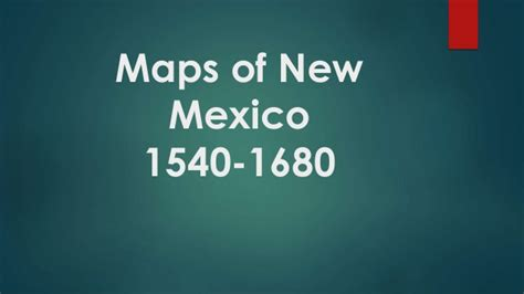 Of New Mexico Mba by Maps Of New Mexico