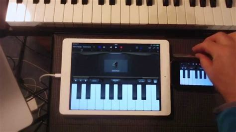 tutorial piano garageband tutorial 001 garageband ios ipad iphone ipodtouch