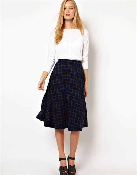 cheap black midi skirt dress ala