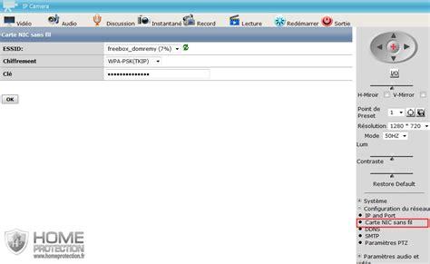 configuration carte wifi freebox v6 difapew