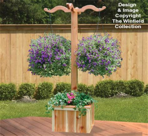 hanging planter box planter woodworking plans hanging planter box plans