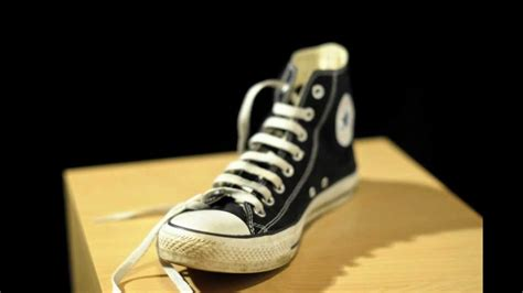 How To Bar Lace High Top Converse by Converse
