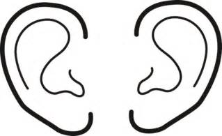 ears coloring pages az coloring pages
