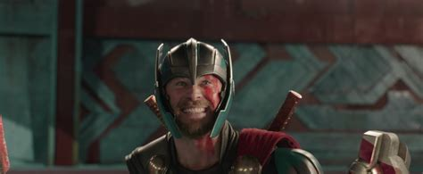thor movie franchise thor ragnarok review the god of thunder gets silly