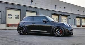 black f56 from belgium 267hp jcw brakes 2015 mini