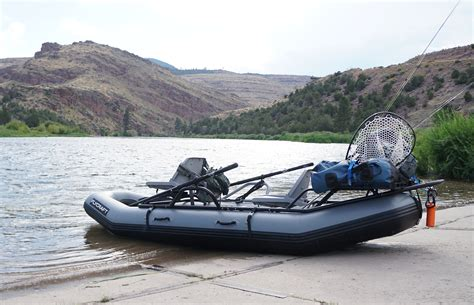 flycraft boats stealth fisherman flycraft inflatable driftboat review