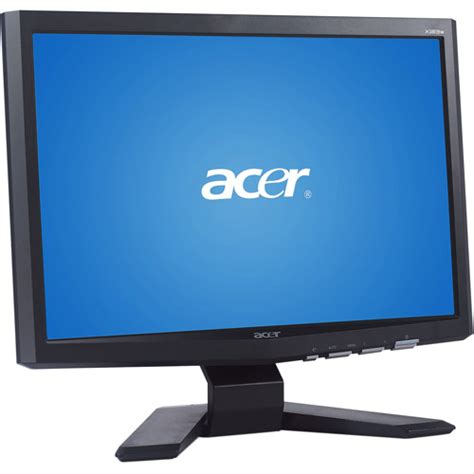 acer 15 6 quot lcd monitor x163wl ab walmart