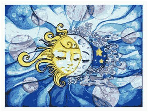 imagenes del sol y luna juntos sol y luna fondos animados hechos con mi cellular