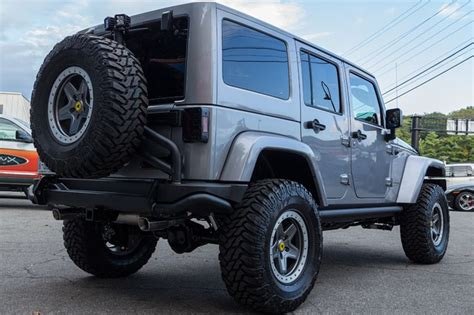For Sale Wrangler Jeep Jeep Wrangler Rubicon Unlimited For Sale In Billet