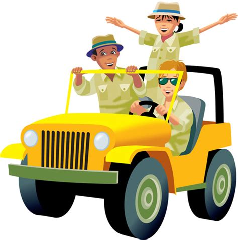 safari jeep clipart related keywords suggestions for jungle safari jeep cartoon
