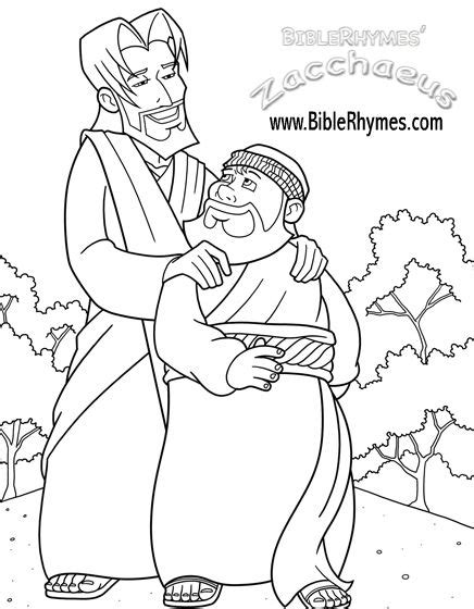 free coloring page zacchaeus 33 best zaqueo images on pinterest sunday school crafts