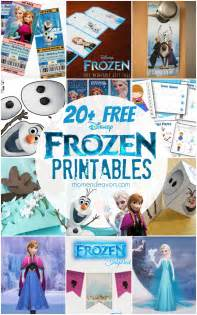 frozen printable free printable cards disney frozen frozen