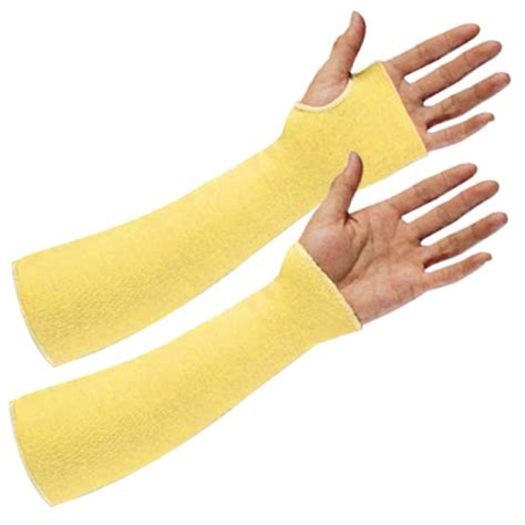 Arm Protectors by Honeywell Kevlar 174 Arm Protection Sleeves Protective