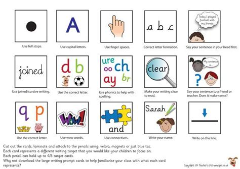 new year teaching resources ks2 s pet writing checklist bookmarks free