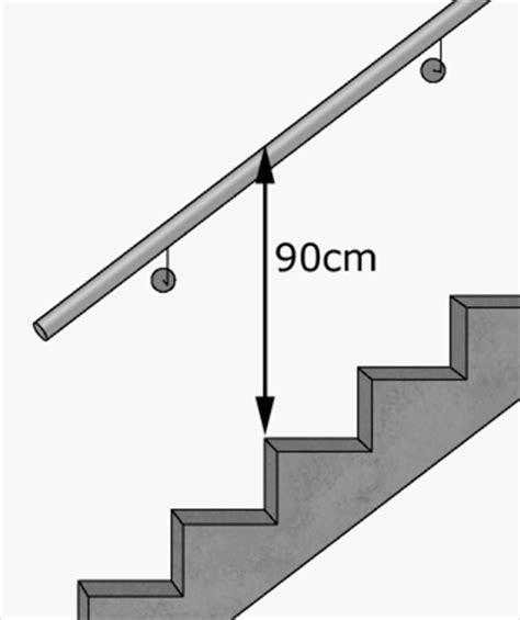 hauteur d une re d escalier 3237 courante escalier mobilier sur enperdresonlapin