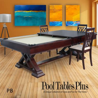 dining room pool table combo dining pool table combo