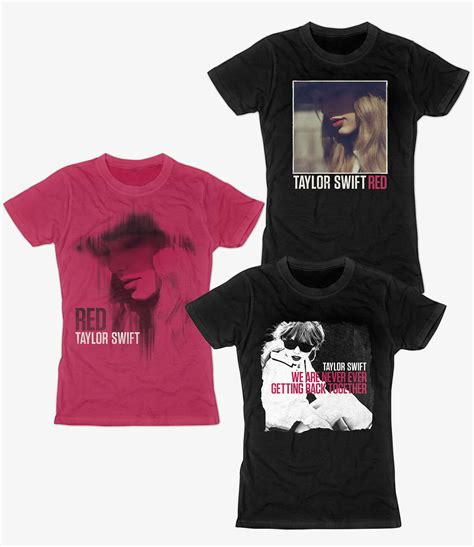 taylor swift tour merchandise taylor swift red merchandise st8mnt brand agency