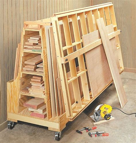 Wood Storage Rack Design by 227 Best Lumber Rack Images On