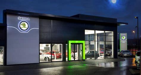 skoda car showroom skoda ireland rolling out new showroom facilities
