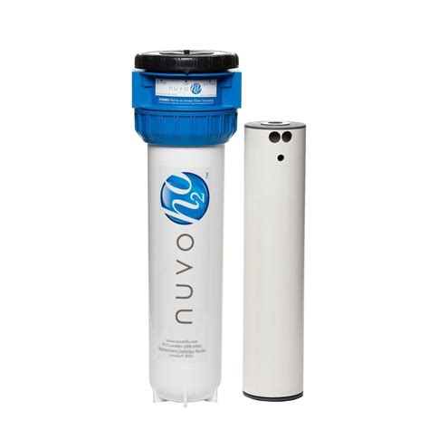 nuvoh2o manor salt free water softener blues shop your