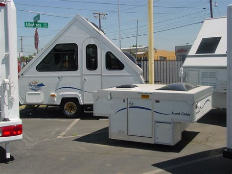 Aliner Cabin A Travel Trailer by Aliner Truck Cabin For Sale Autos Post