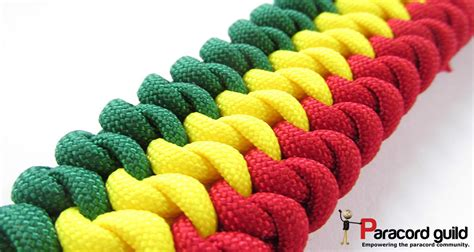 snake colors mated snake knot paracord bracelet 3 colors paracord guild
