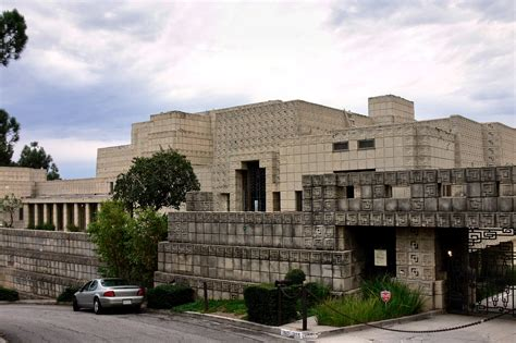 david hill design los angeles file ennis house front view 2005 jpg wikimedia commons