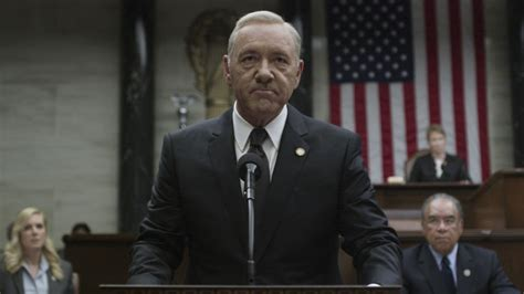 is house of cards on netflix netflix s house of cards to end after season 6 after kevin spacey allegations