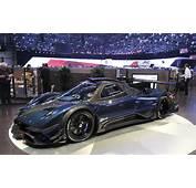 Fifth And Final Pagani Zonda Revolucion 2014 Geneva Motor