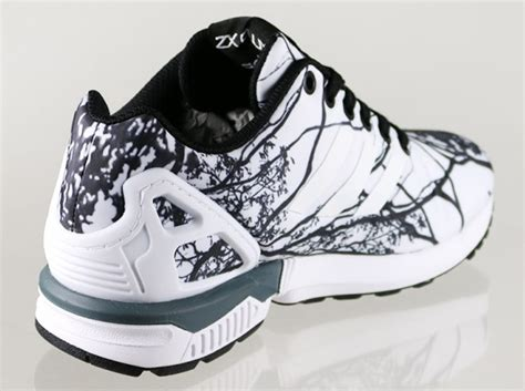 adidas zx flux trees pattern adidas zx flux quot pattern pack quot trees sneakernews com