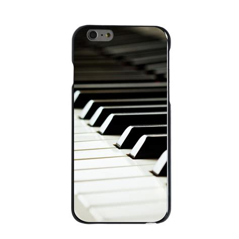 Casing Iphone X Custom Hardcase Cover custom cover for iphone 5 5s 6 6s plus piano keyboard ebay