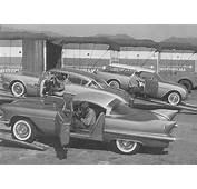 Planet DCars 1954 Cadillac El Camino Concept