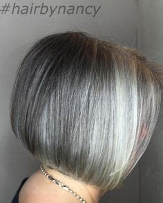 how to lighten up salt and pepper hair another option is adding silver white highlights to salt