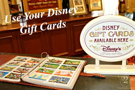 Walt Disney World Gift Card - disney world training paying with gift cards