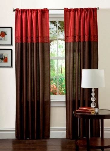 chocolate colored curtains curtains for sliders