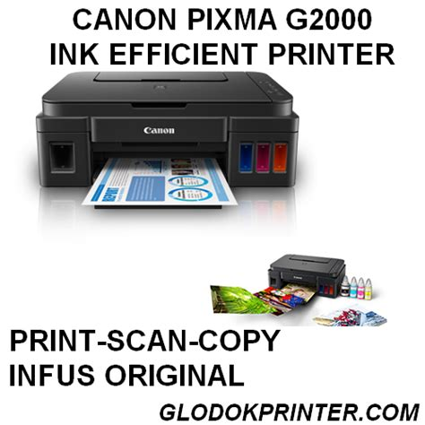 Printer Canon A3 Infus Original printer canon g2000 harga jual spesifikasi printer mangga dua glodokprinter